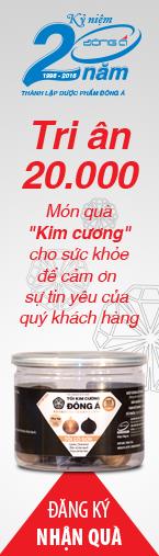 Mon qua kim cuong cho suc khoe banner canh