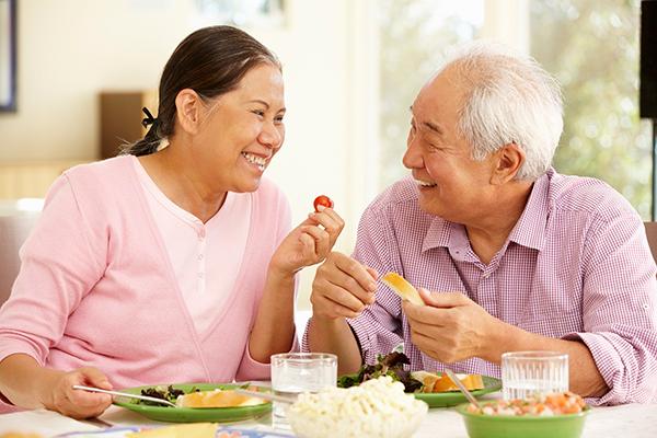 thực phẩm chức năng cho người già