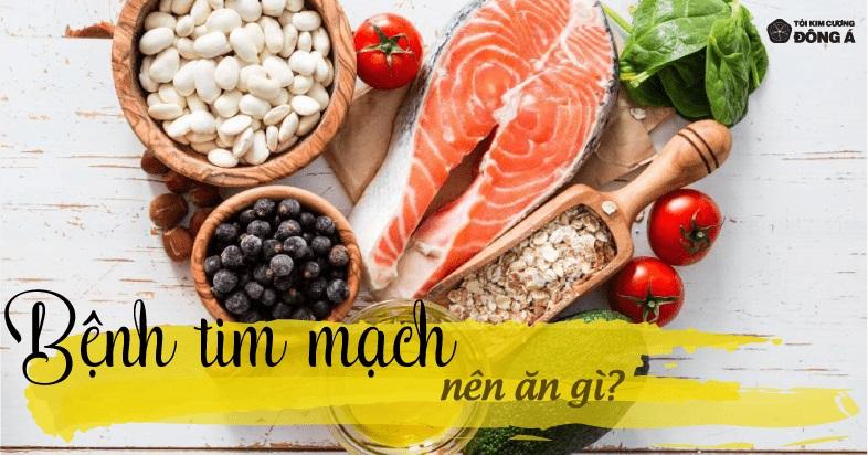 thực phẩm chức năng chữa tim mạch